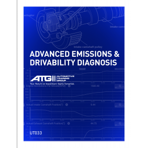 Disciplined Advanced Scan Tool & Emissions Diagnosis – UT033
